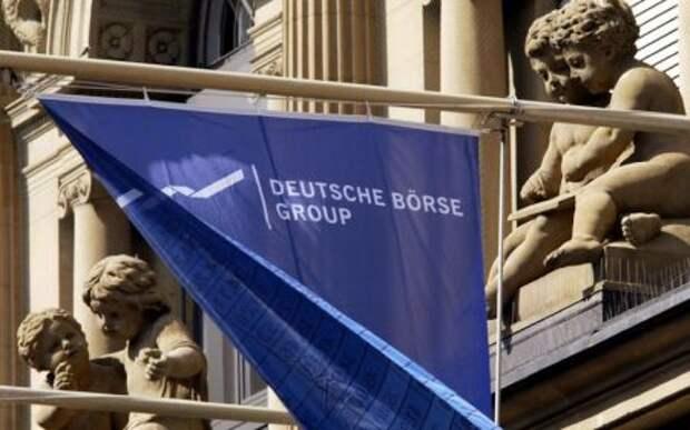 Deutsche Boerse - снижение основных финпоказателей ввиду эффекта высокой базы