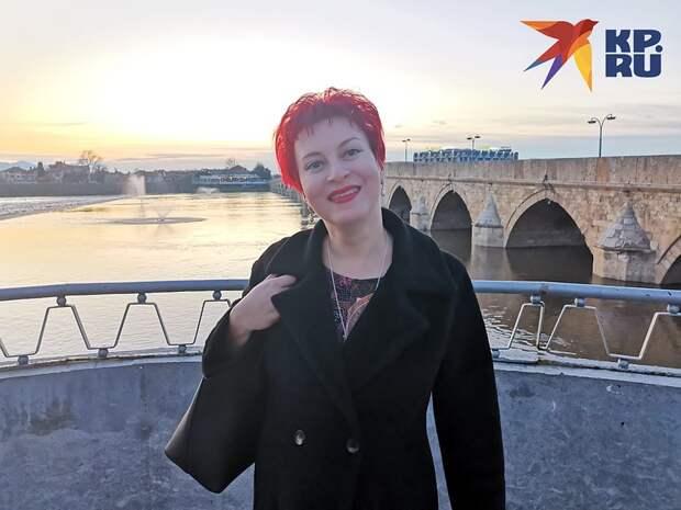 Этот мост в Свиленграде был построен ещё во времена султана Великолепного, когда Болгарии ещё не существовало Фото: Дарья АСЛАМОВА