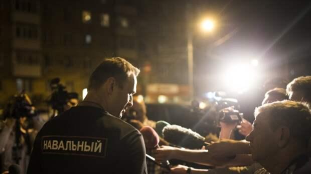 Навальный заявил о выходе из голодовки