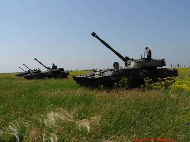 В ВСУ отказались показывать ОБСЕ новую дислокацию 93 танков на Донбассе