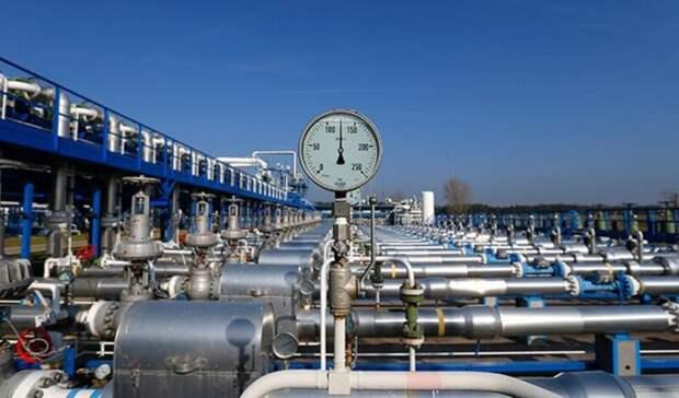 На37% увеличил «Газпром» поставки вдальнее зарубежье