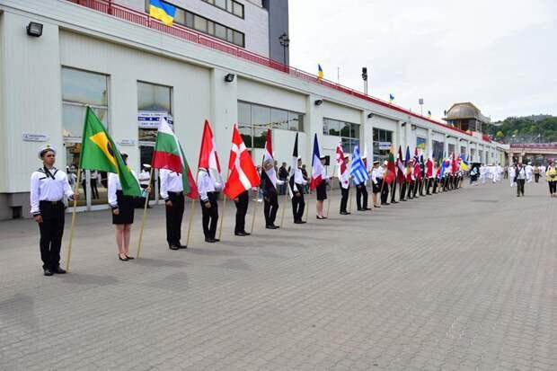 Зеленский в Одессе: Мама «царя еврейцев» была права…