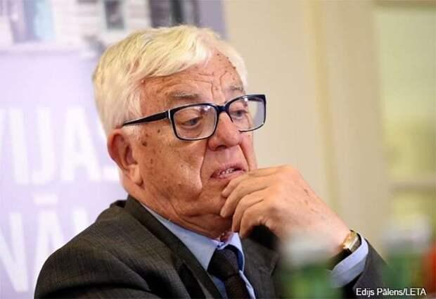 Раймонд Паулс: главными убийцами в 1917 – 1918 годах были латыши и евреи, а не русские