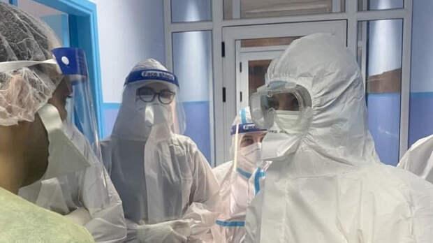 Пострадавшим от COVID-19 медикам выплатили более 2,2 млрд рублей