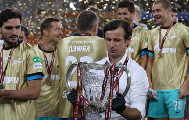 «Зенит» сразу сдал Кубок. Серия побед на сборах оборвалась в первом же официальном матче