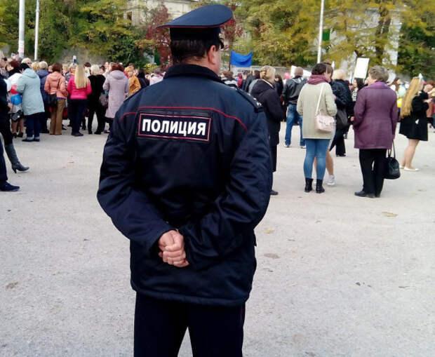В Севастополе оправдали полицейского, которого обвиняли в злоупотреблении служебным положением
