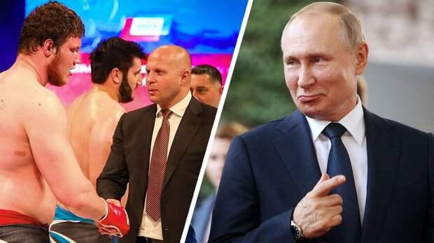 «Пост про Путина? Шепнули, чтоб успокоился и занялся спортом». 140-килограммовый боец Пономарев из зала Емельяненко