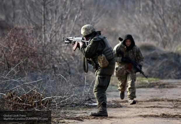 Попытка ВСУ открыть огонь по югу ДНР обернулась для них потерей