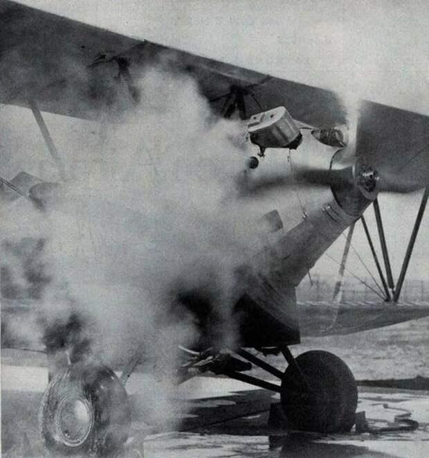 Попытки объединить паровоз с самолётом