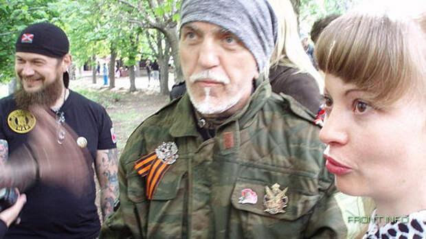 Выступление американского добровольца произвело фурор на съезде в ЛНР