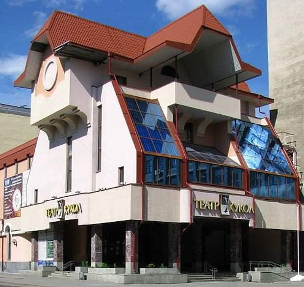 Театр Кукол в Екатеринбурге откроется после реставрации перед Новым годом