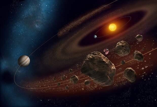 Ученые обнаружили около 500 неизвестных транснептуновых объектов