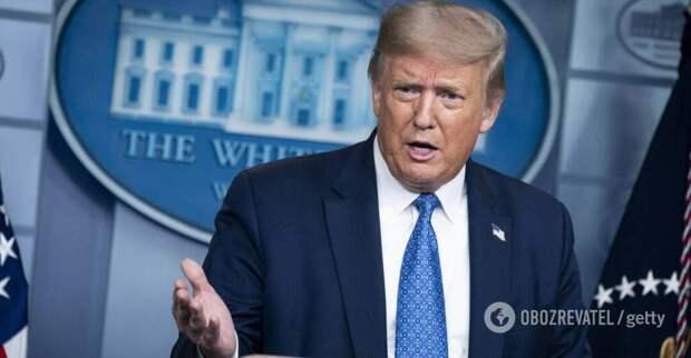 Дональд Трамп: в Белом доме перехватили посылку с рицином - CNN