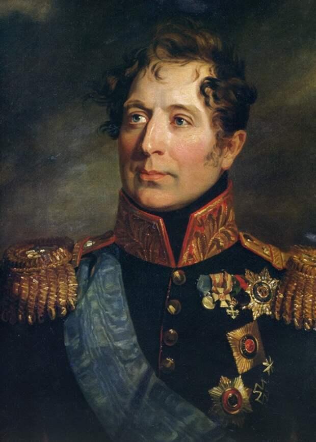 Как император Александр I пристрастил генерал-губернатора Милорадовича к чтению романов
