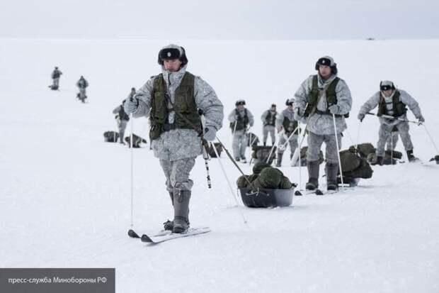 США и НАТО увидели «угрозу» в присутствии России в Арктике