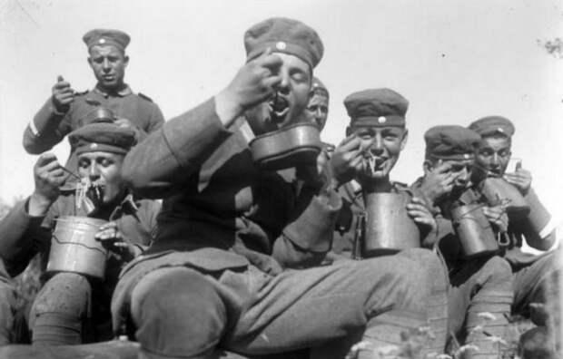 Какие продукты в СССР никогда не ели немецкие солдаты и почему