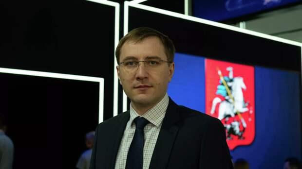 Задержан замглавы департамента экономики мэрии Москвы