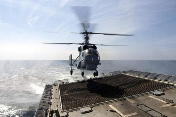 Главком ВМФ поздравил морских летчиков со 105-летием Морской авиации Военно-Морского Флота России