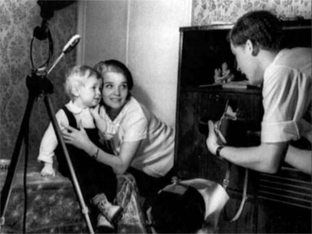 Звёзды Советского Союза: архивные кадры
