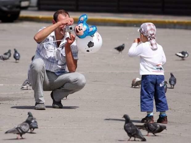 В России собрались ввести День отца