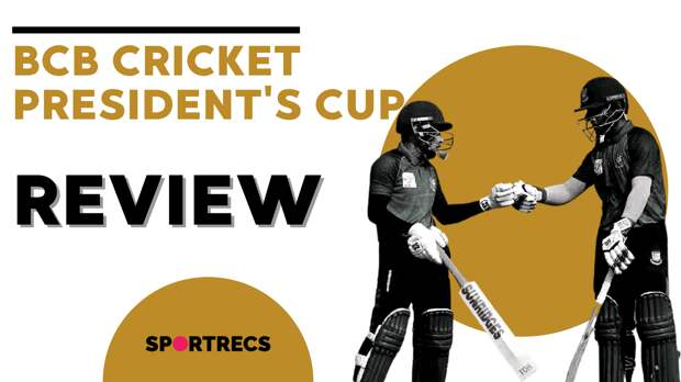 BCB President's cup. Review