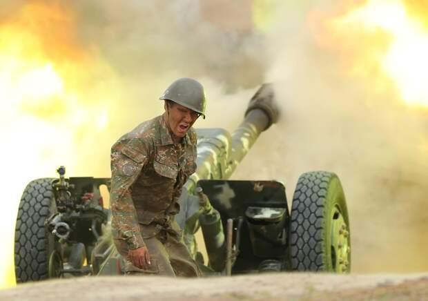 Ереван заявил о чудовищных потерях азербайджанской армии