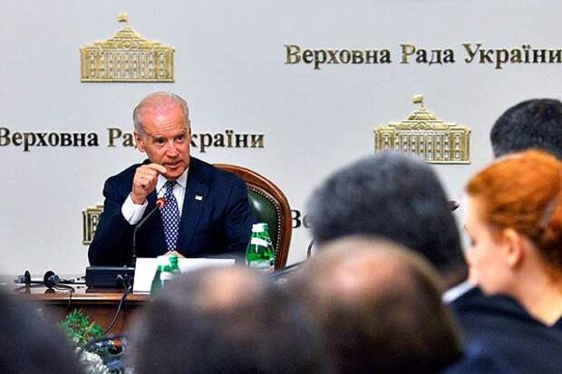 """""""Кролики Байдена"""": неминуемый раздел Украины — это всё, что нас должно интересовать"""