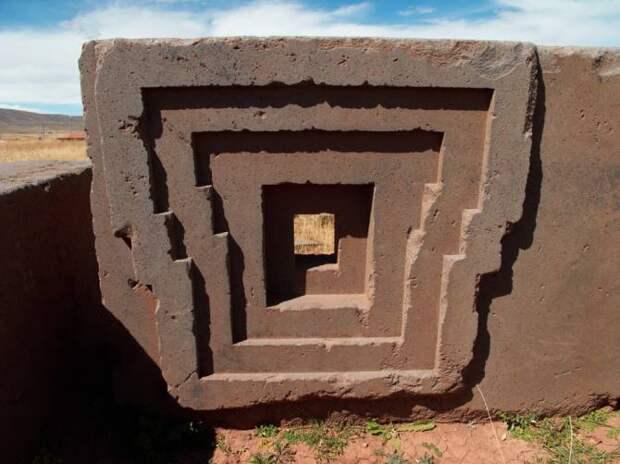 Тайна южноамериканского места Пума Пунку