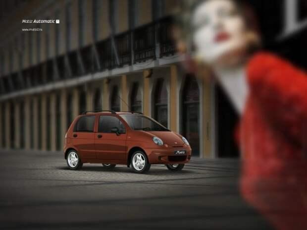 Uz-Daewoo рассекретила свои планы по обновлению модельного ряда