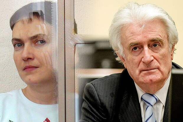Эдуард Лимонов потребовал «размен» украинской наводчицы Надежды Савченко на сербского политика Радована Караджич.
