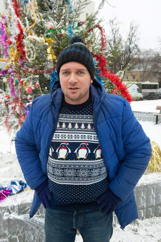 Борис Дергачев начнет праздновать Новый год со специальных выпусков «Короче»