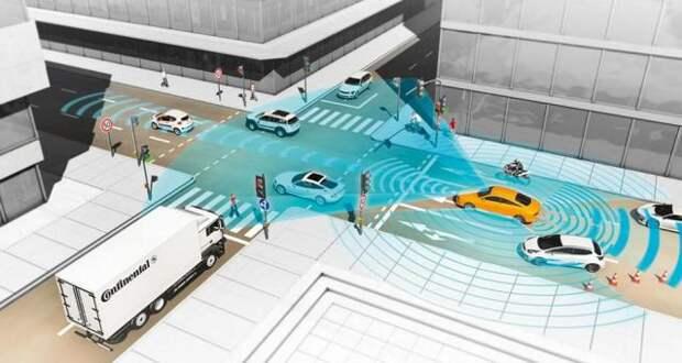 Беспилотный автомобиль Mercedes-Benz будет доступен к 2020 году