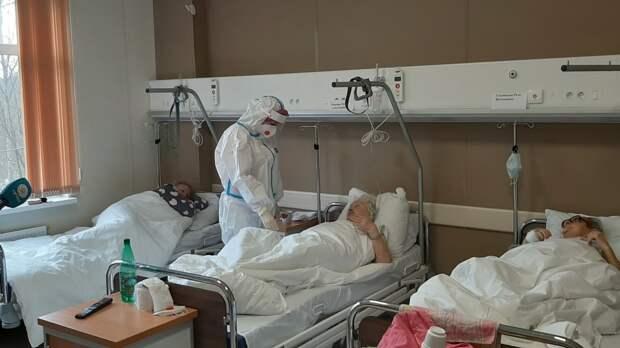 Еще 17 262 человека заболели коронавирусом в России