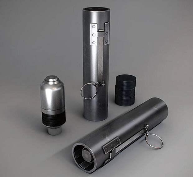 Одноразовый гранатомет «Пенал». Бесперспективная инициатива