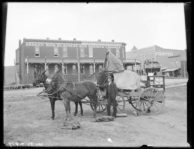 Как поднималась американская целина. Архивные фотографии пионеров Великих равнин конца 19-го века 2