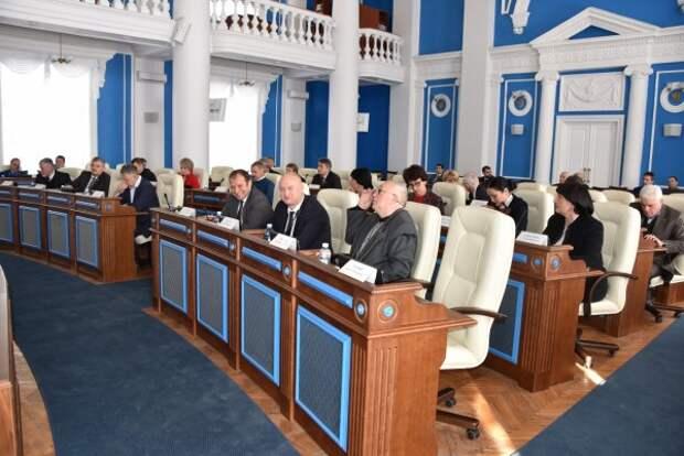 Депутаты Севастополя отклонили план приватизации