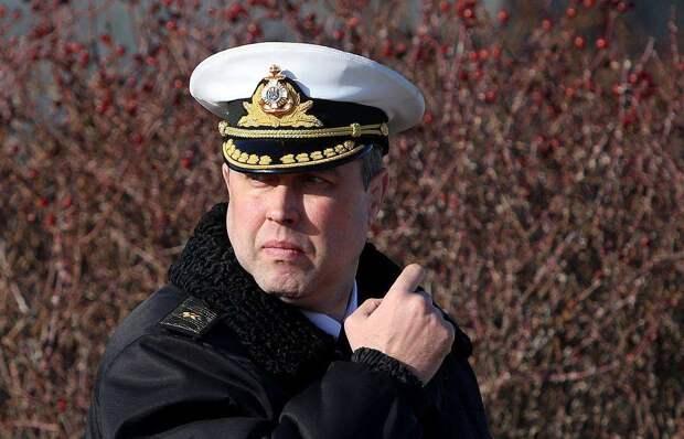 Зеленский запретил замкомандующему Тихоокеанским флотом РФ носить украинскую форму