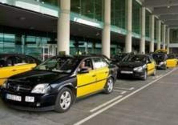 Таксисты Барселоны хотят перекрыть границу с Францией