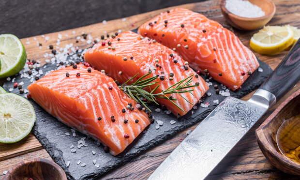 Производство лосося под угрозой