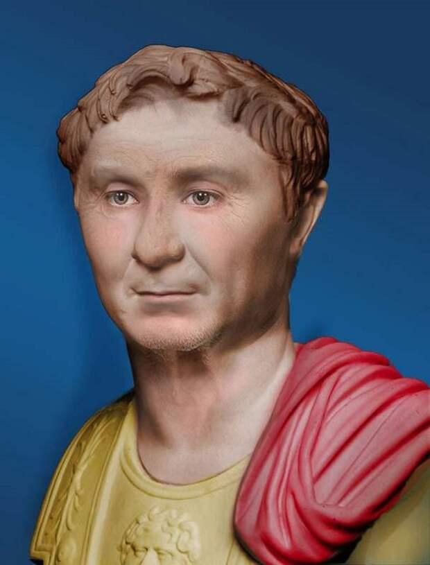 Гней Помпей Великий, реконструкция образа.