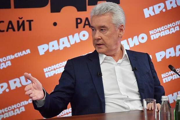 Сергей Собянин: В Москве последние две-три недели ситуация с распространением коронавирусной инфекции начала ухудшаться