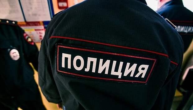 Воробьев призвал с пониманием относиться к работе полиции во время режима самоизоляции