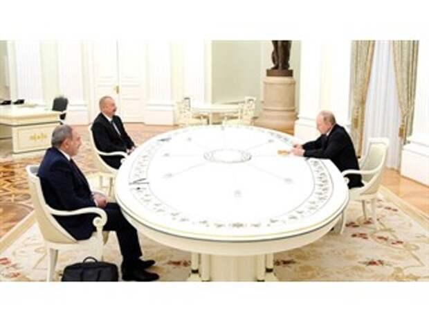 Карабахский status quo: что стоит за переговорами Путина, Алиева и Пашиняна