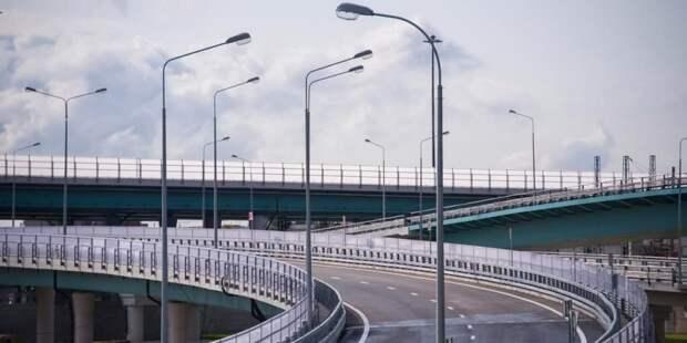 Собянин: Открытие ЮВХ улучшит транспортное обслуживание 2 млн человек/Фото: Е. Самарин mos.ru