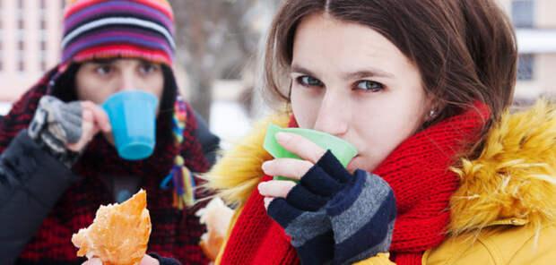Топ-5 зимних напитков для прогулок (пошаговые рецепты)