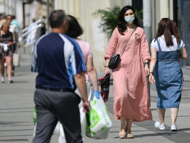 В столичном регионе продлили оранжевый уровень опасности из-за жары