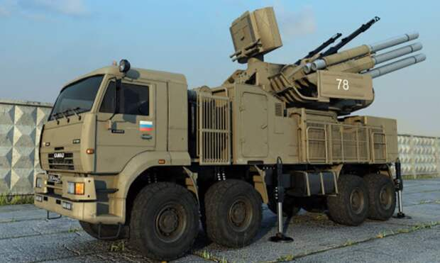 Захваченный в Ливии российский ЗРПК «Панцирь-С1» мог передать США Эрдоган