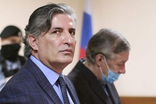 Экс-адвоката Ефремова допросили в суде по делу о лжесвидетельстве