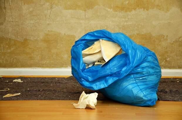 4 народных суеверия, связанных с мусором