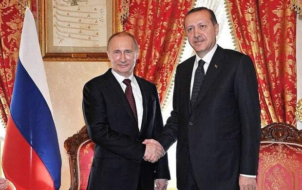 «Нужно убедить Ереван включить здравый смысл»: разговор Путина и Эрдогана